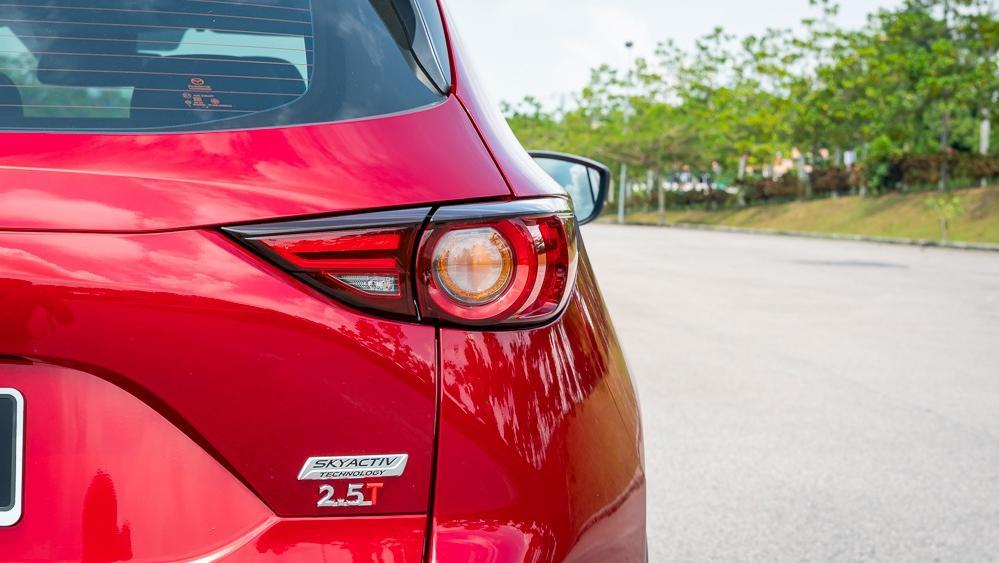 2019 Mazda CX-5 2.5L TURBO Exterior 020