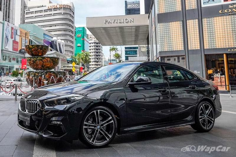 Locally-assembled 2020 BMW 218i Gran Coupe launched in Malaysia, from RM 211k 02