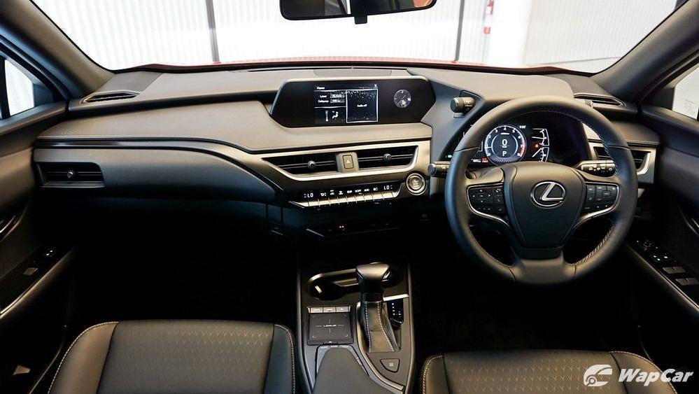 2020 Lexus UX 200 Urban Interior 001
