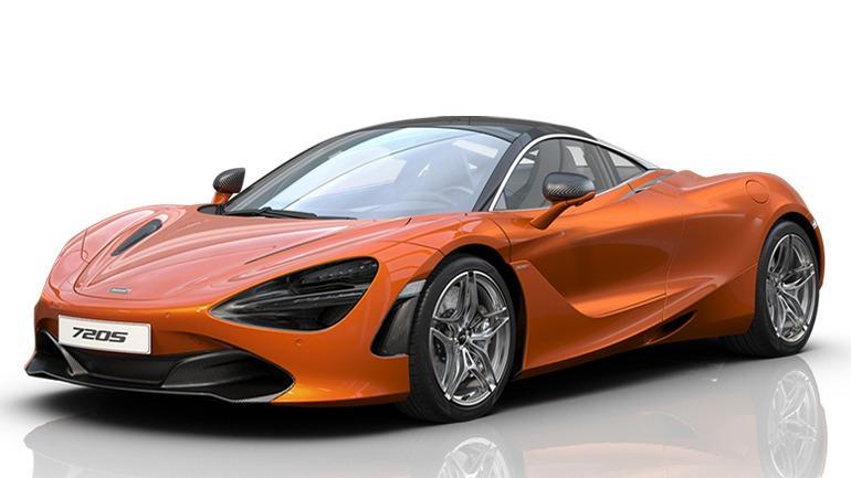 McLaren 720S(2019) Exterior 001