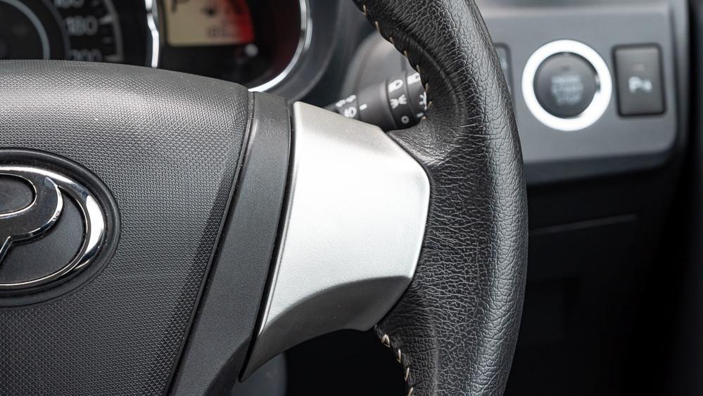 2018 Perodua Axia Advance 1.0 AT Interior 003