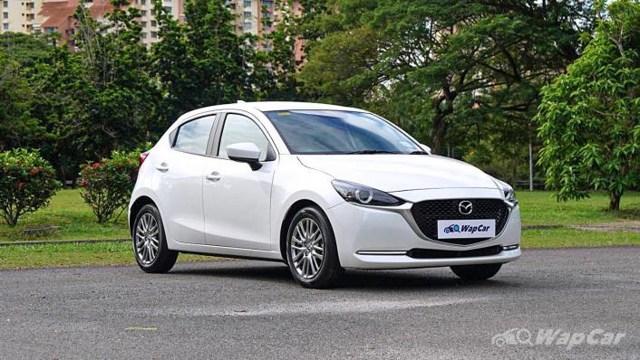 2020 Mazda 2 Hatchback 1.5L Exterior 003