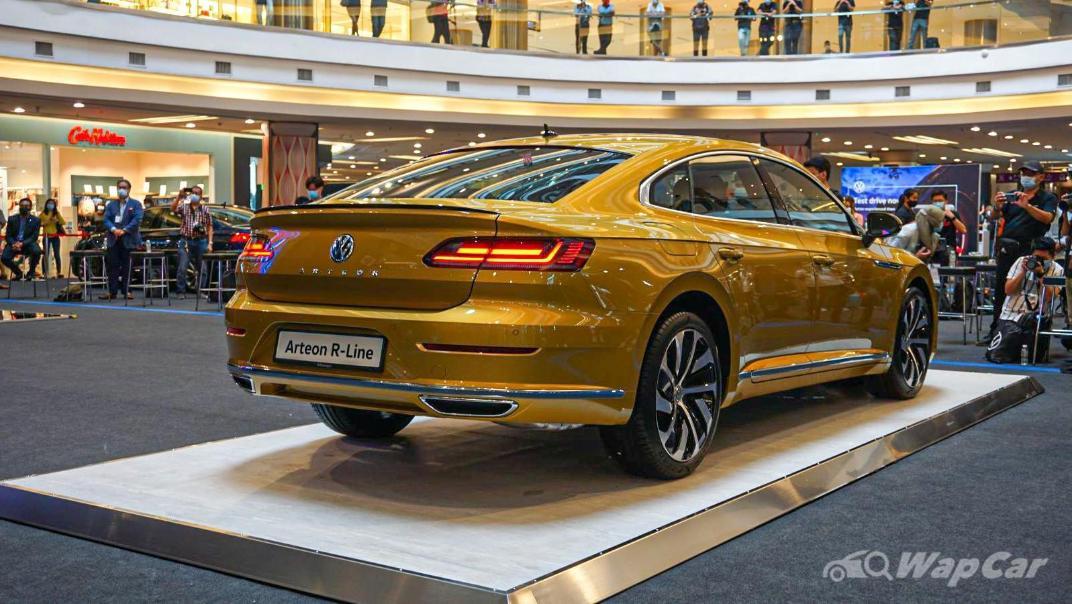 2020 Volkswagen Arteon 2.0 TSI R-Line Exterior 007