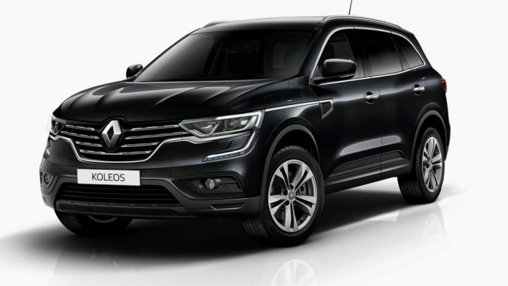 Renault Koleos (2019) Others 003