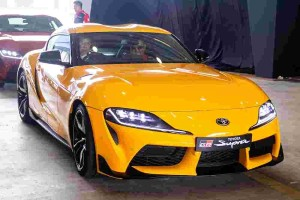 All-new Toyota GR Supra 2019 3.0L launched in Malaysia, RM568,000