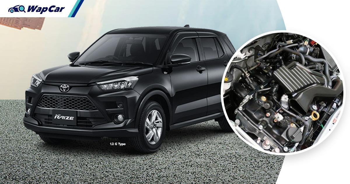 2021 Toyota Raize 1.2L variants go on sale in Indonesia; Ativa's cheaper, non-turbo twin 01