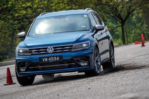 Review: 2020 Volkswagen Tiguan Allspace R-Line – more space and more grunt!