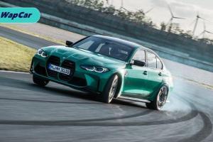 G80 BMW M3 2021 serba baharu dilancarkan, rupa dan kuasa mantap – 510 PS, 650 Nm