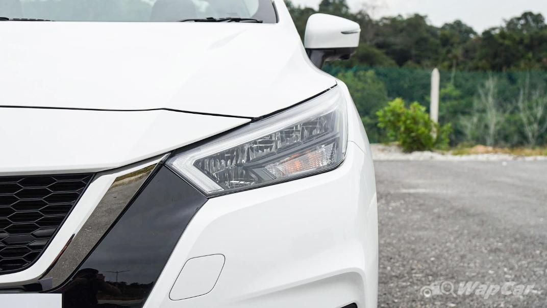 2020 Nissan Almera 1.0L VLT Exterior 012