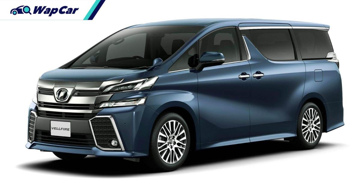 Why is it so hard to buy a Toyota Alphard / Vellfire that's not in white or black colour? 01