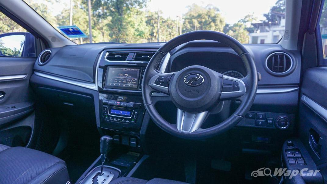 2019 Perodua Aruz 1.5 AV Interior 002