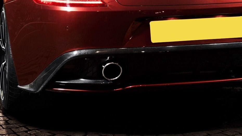 Aston Martin Vanquish (2018) Exterior 009