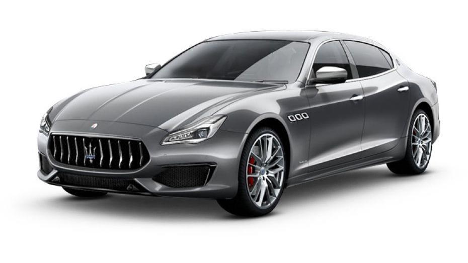 Maserati Quattroporte (2018) Others 003
