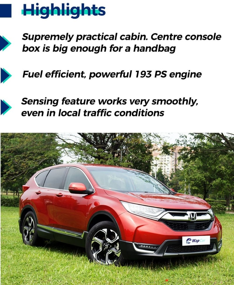 Review: Can the Honda CR-V still justify itself against the Proton X70? 02