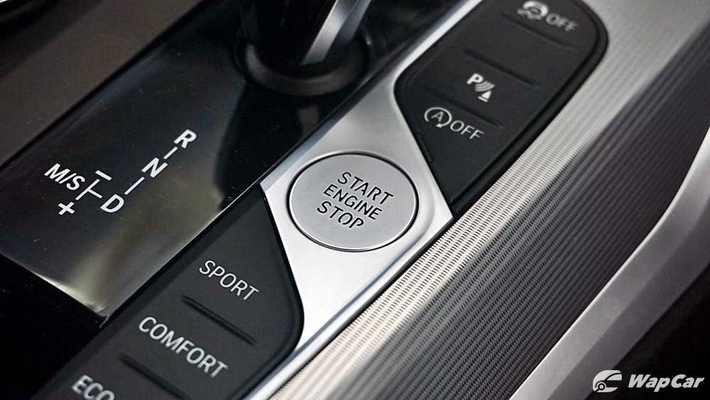 2020 BMW 3 Series 320i Sport Interior 118