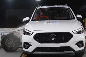 MG ZS gets 5-star ASEAN NCAP rating – poorer score than X50
