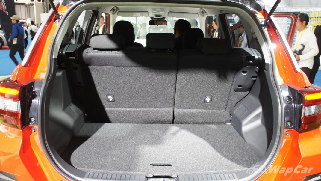 2021 Perodua Ativa Interior 025