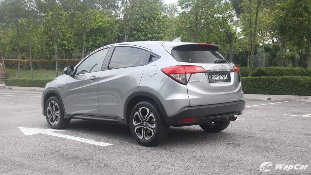 2019 Honda HR-V 1.5 Hybrid Exterior 034