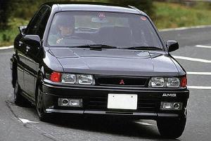Near-mythical AMG-tuned Mitsubishi Galant - blasphemy or a stroke of genius?