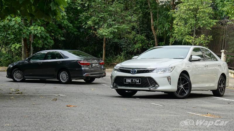 Toyota Camry、Honda Accord、VW Passat:谁是大马D级轿车中的保值之王? 02