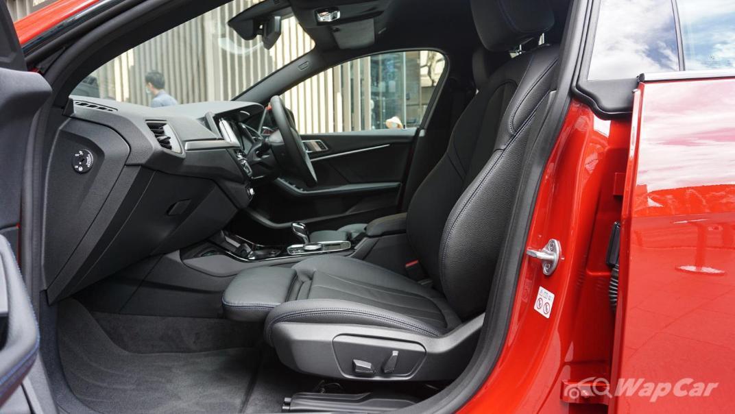 2020 BMW 2 Series 218i Gran Coupe Interior 056