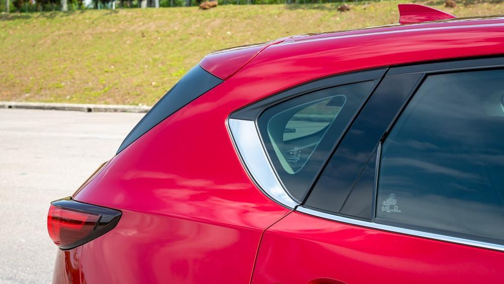 2019 Mazda CX-5 2.5L TURBO Exterior 029