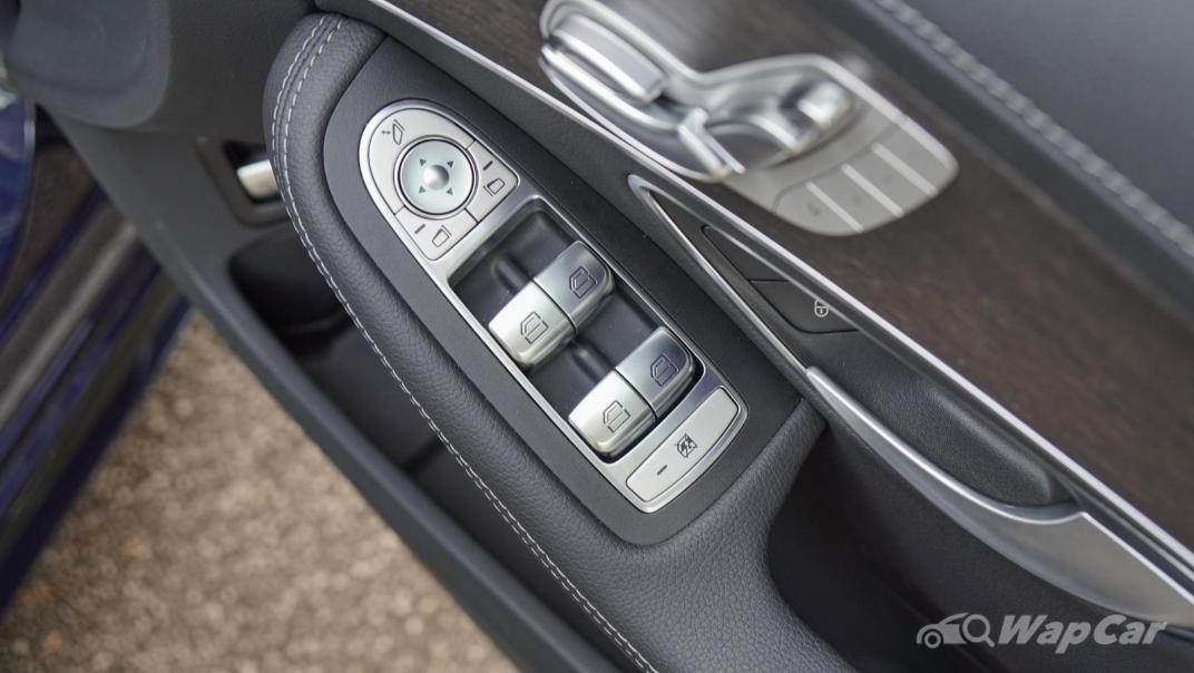 2020 Mercedes-Benz C-Class C 200 AMG Line Interior 063