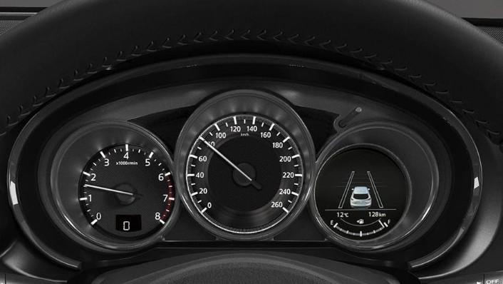 Mazda CX-9 (2018) Interior 003