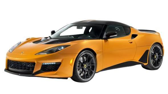 2019 Lotus Evora GT Exterior 004