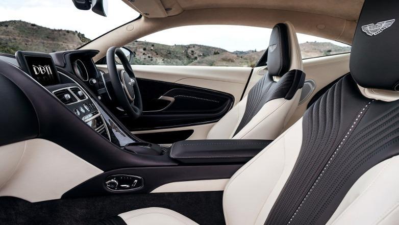 Aston Martin DB11 (2018) Interior 006