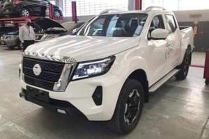 Spied: Clearer photos of the 2021 Nissan Navara!