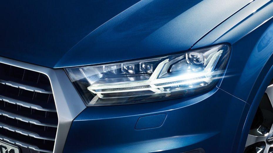 Audi Q7 (2019) Exterior 009