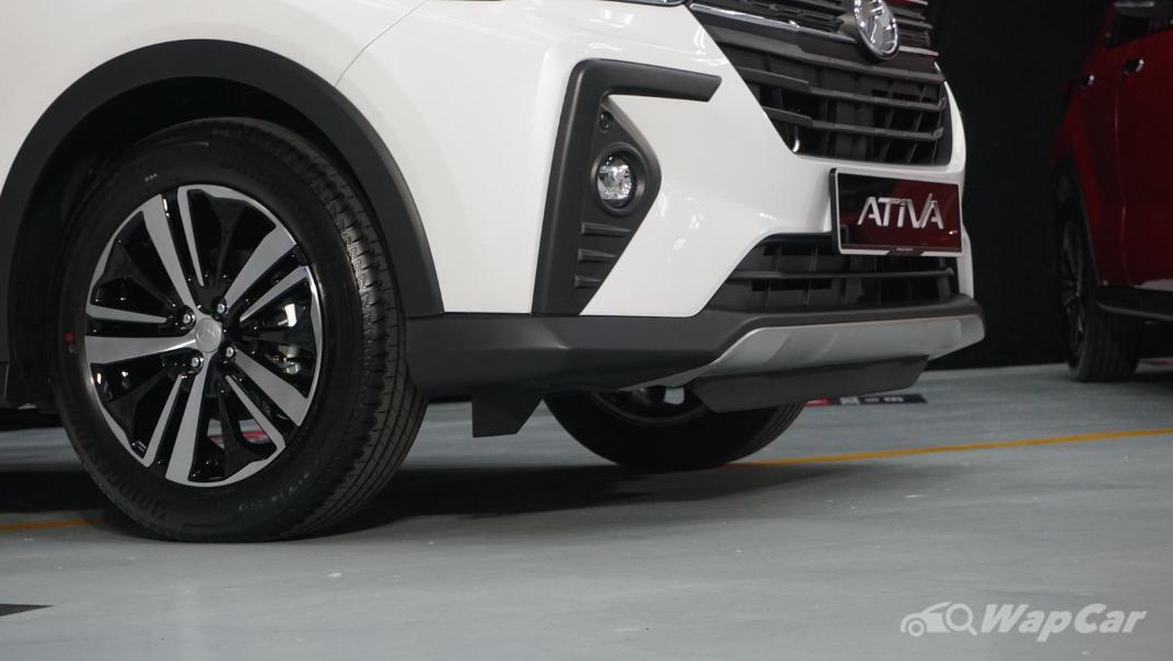2021 Perodua Ativa 1.0L Turbo AV Exterior 042