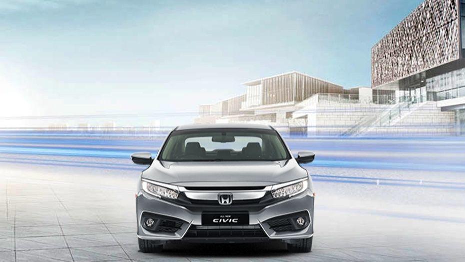 Honda Civic (2018) Exterior 002
