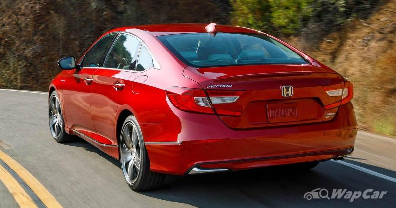 New 2021 Honda Accord gets updated Sensing and i-MMD hybrid, wireless Android Auto 02