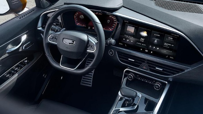 Geely Xing Yue (2018) Interior 001