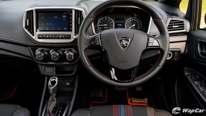 2019 Proton Iriz 1.6 VVT Premium CVT Interior 002