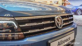 2020 Volkswagen Tiguan Allspace 2.0TSI R-Line Exterior 004