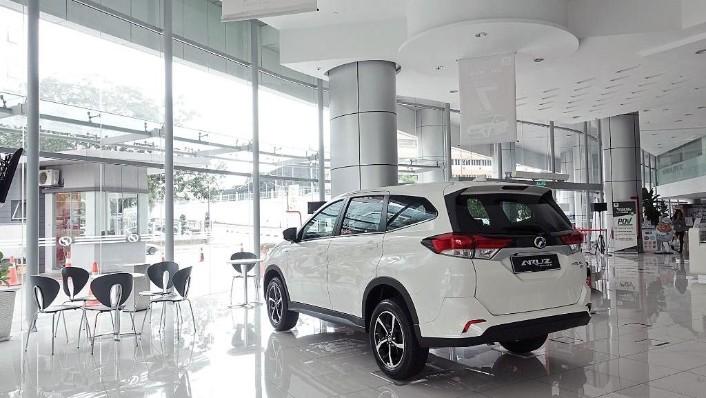 2019 Perodua Aruz 1.5 X Exterior 010