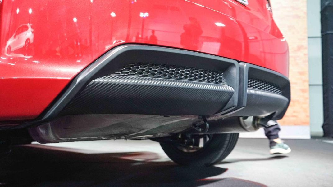 2021 Honda City Hatchback International Version Exterior 104
