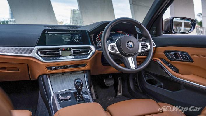 2020 BMW M3 M340i xDrive Interior 003