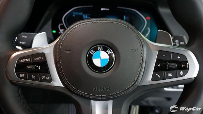 2020 BMW X5 xDrive45e M Sport  Interior 007