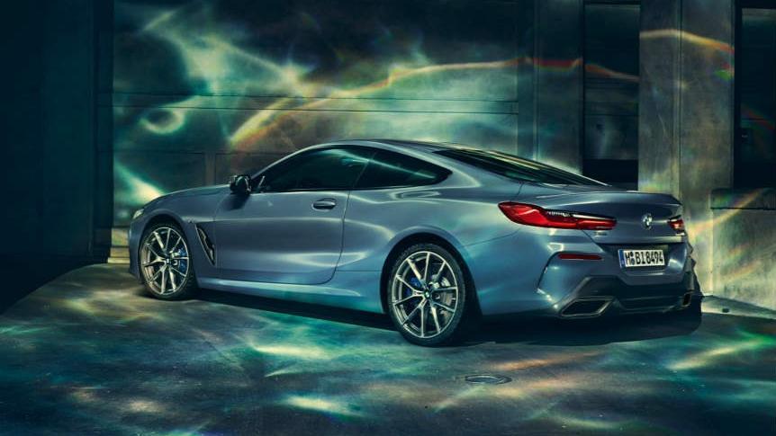 BMW 8 Series (2019) Exterior 007