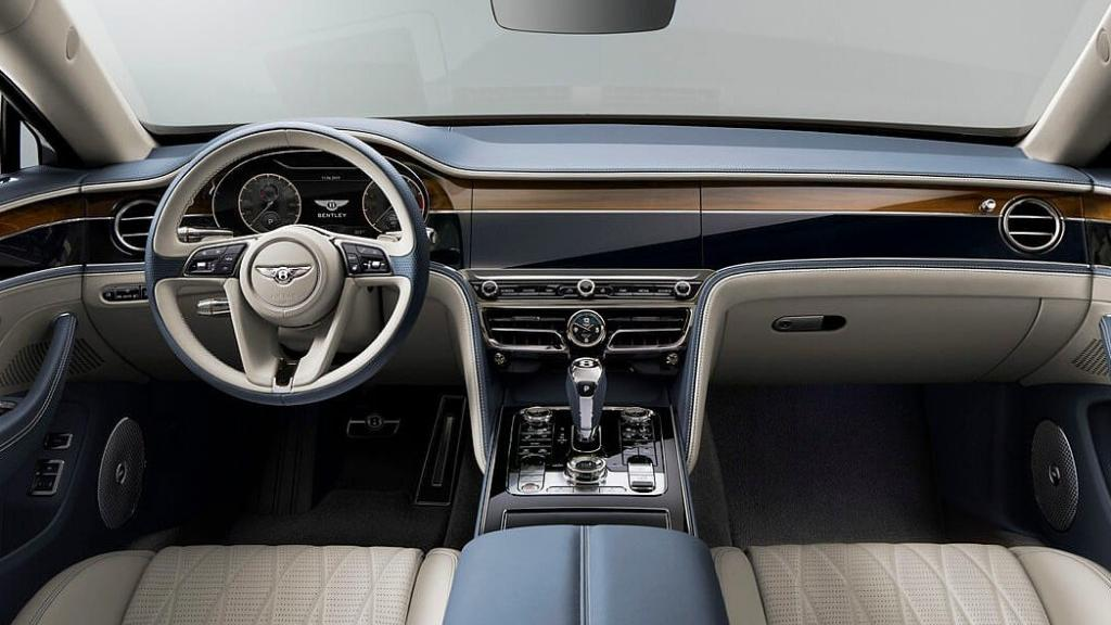 Bentley Flying Spur (2020) Interior 001