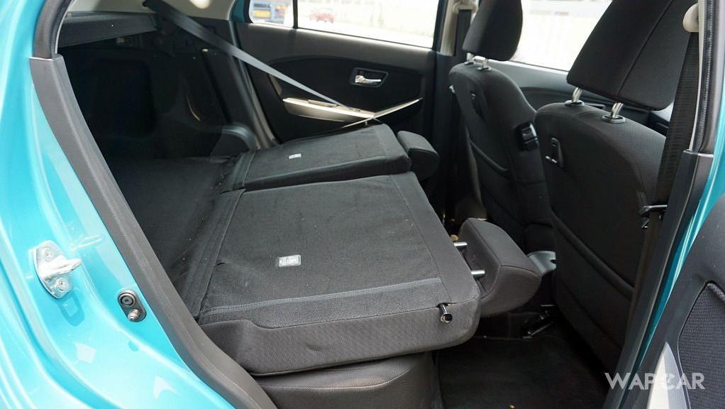 2018 Perodua Myvi 1.3 X AT Interior 050