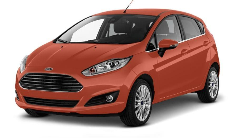 Ford Fiesta (2017) Others 005
