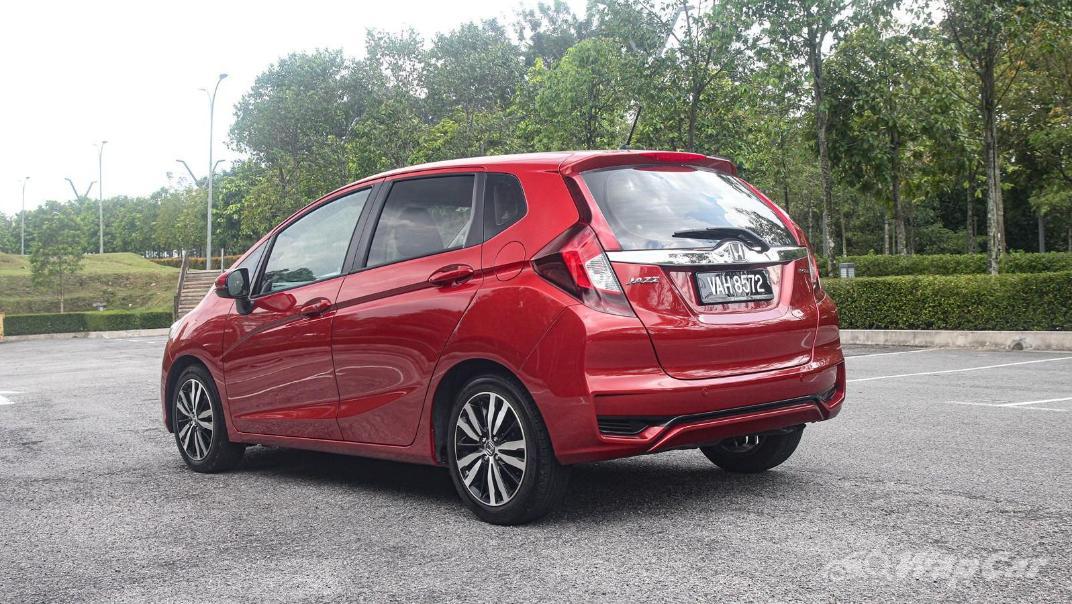 2019 Honda Jazz 1.5 V Exterior 007