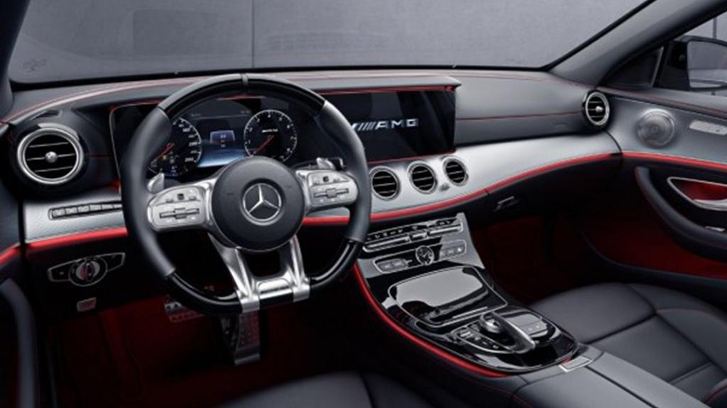 Mercedes-Benz AMG E-Class (2019) Interior 013