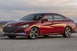 2020 Hyundai Elantra – coupe styling, 10.25 inch dual screen, new 1.6-litre hybrid, better than a Honda Civic?