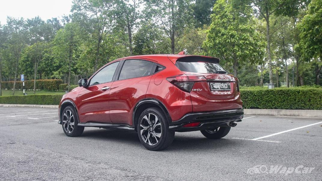 2019 Honda HR-V 1.8 RS Exterior 006